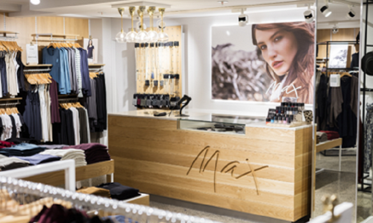 Completed sale of Max Fashions